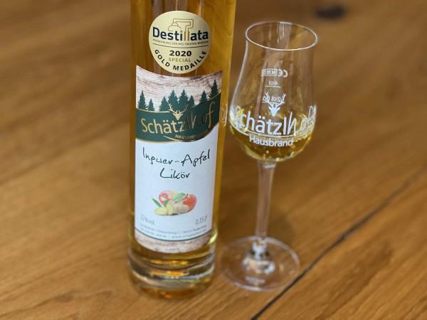 Ingwer-Apfel 22 % Gold