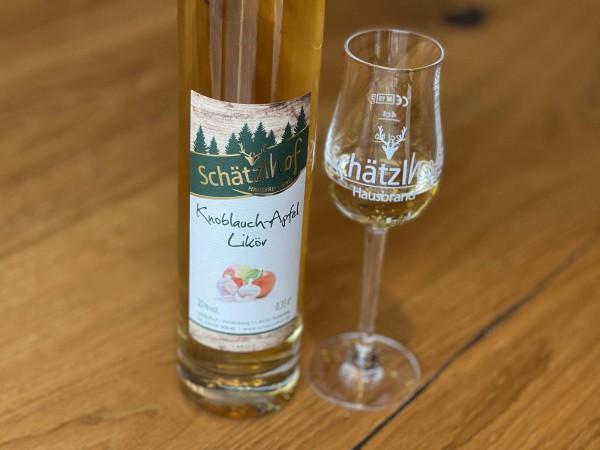 Knoblauch-Apfel 20%